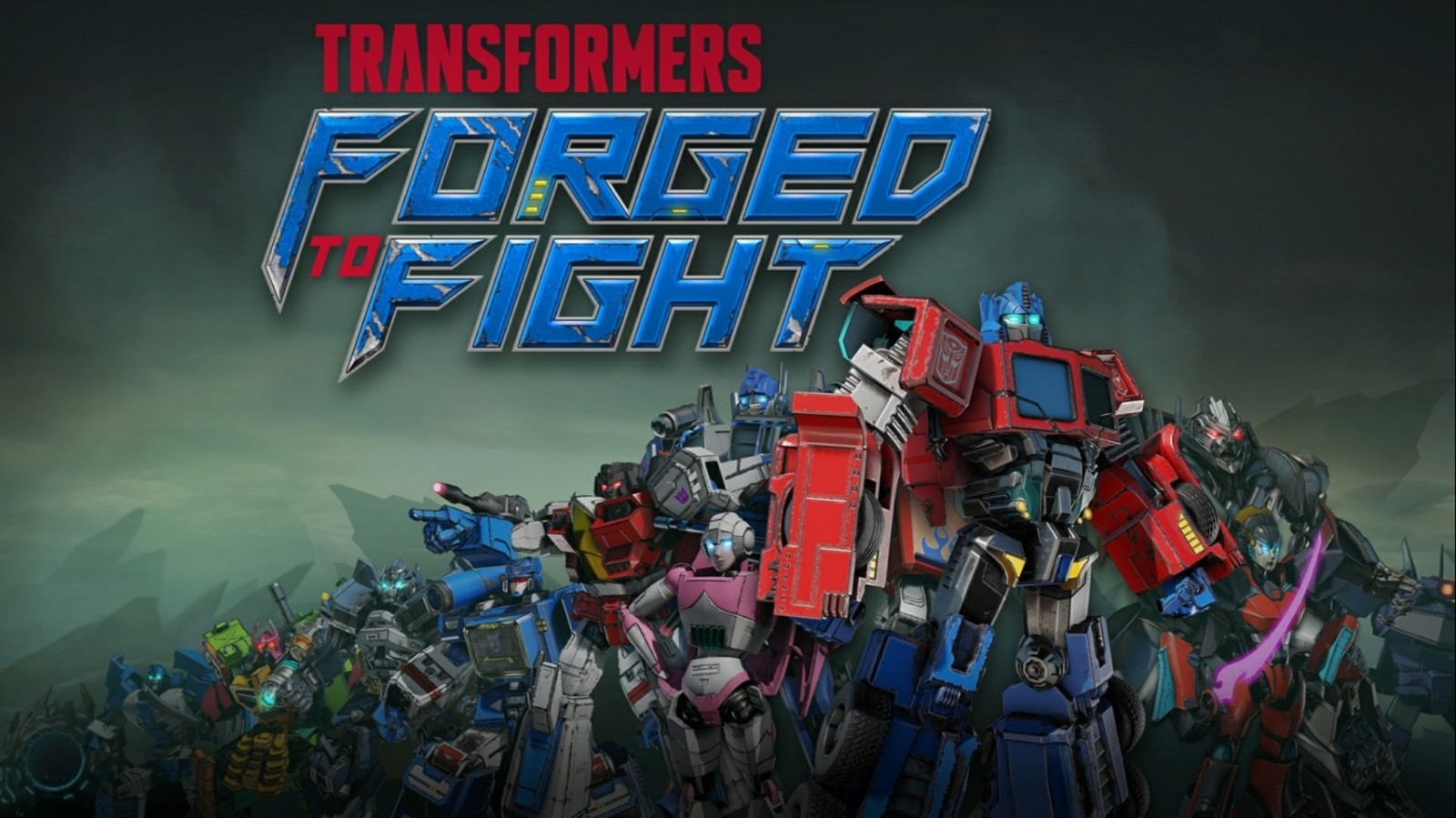 TRANSFORMERS: Forged to Fight Free Game