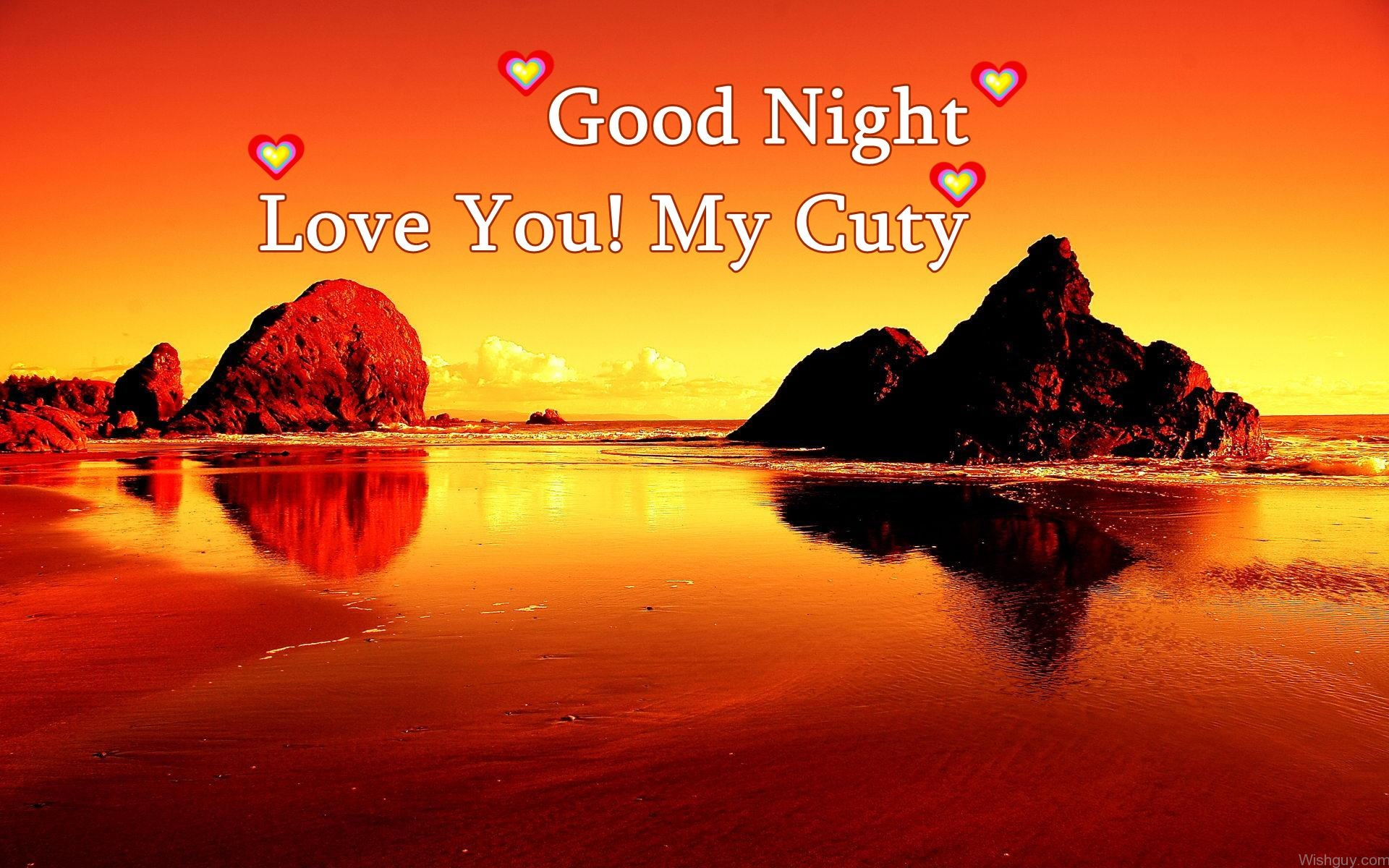 Best 32+ Good Night Messages For Husband
