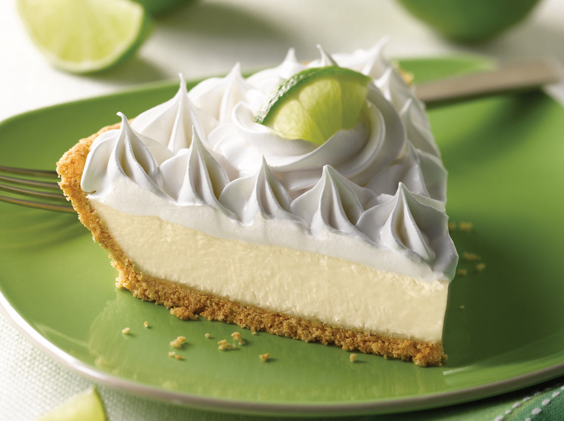 Key Lime Pie : Full Recipe