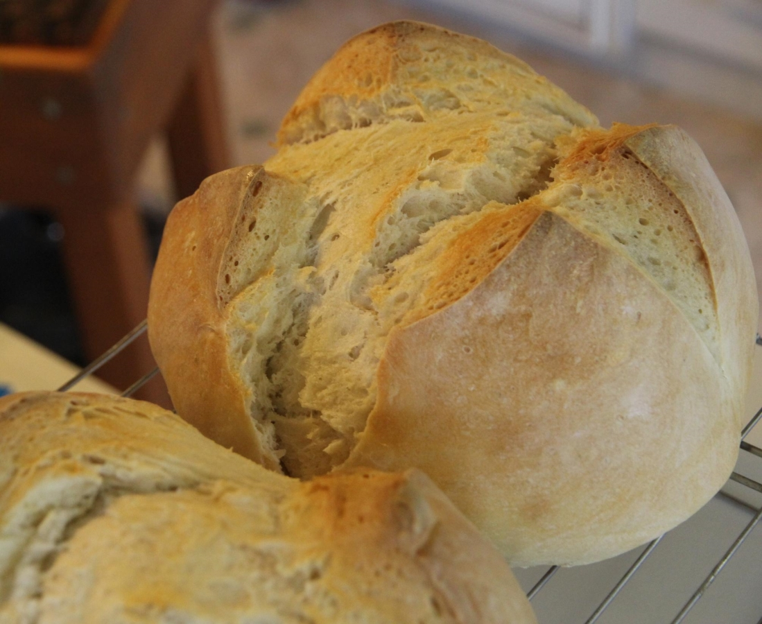 Classic San Francisco Sourdough Bread