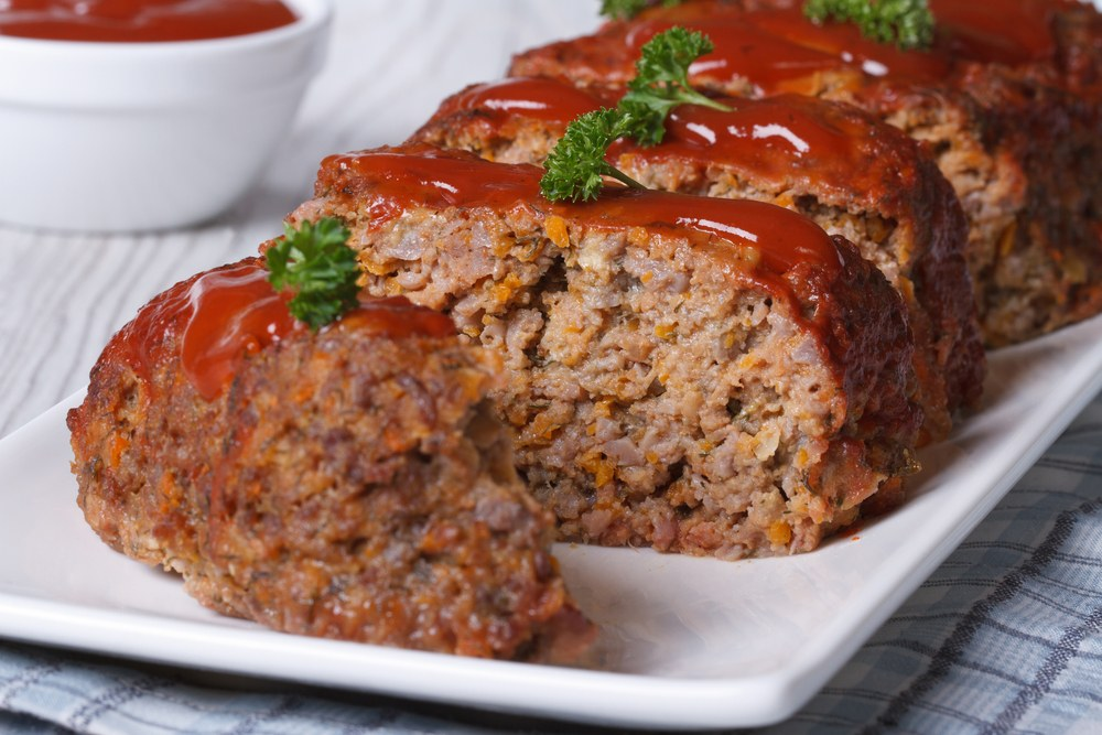 Meat Loaf : Full Recipe