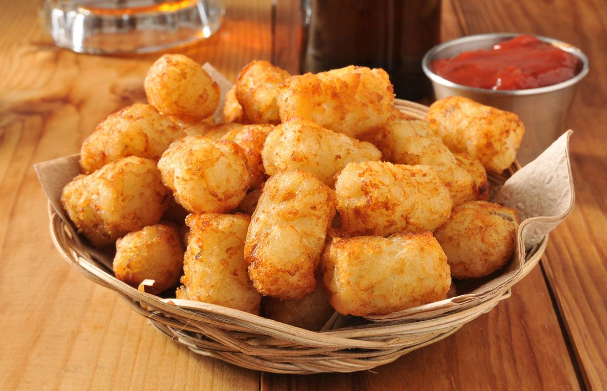 Most Favorite Tater Tots : Full Recipe