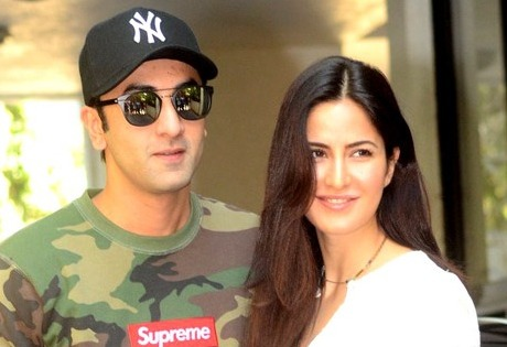 Ranbir And katrina kapoor