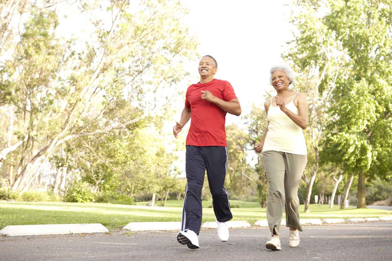 Walking Tips for Older Adults