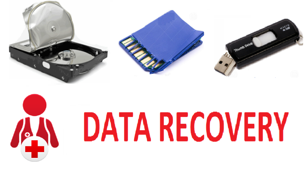 Recover your SD Card and Pen Drive